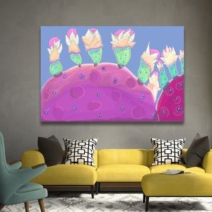 Cactus Flower Prints